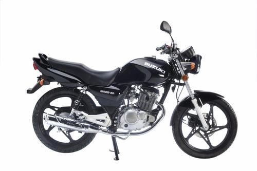 suzuki en 125 2a 2017 0 km 12 cuotas $3850 125cc 0km