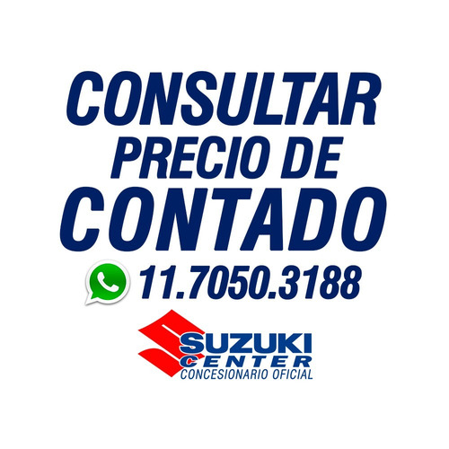 suzuki en 125 2a 2018 0km consulta contado!