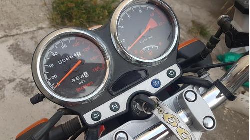 suzuki  en 125-2a  modelo 2017, 800 km reales