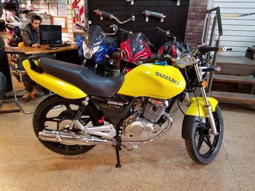 suzuki en 125 cc - bondio motos