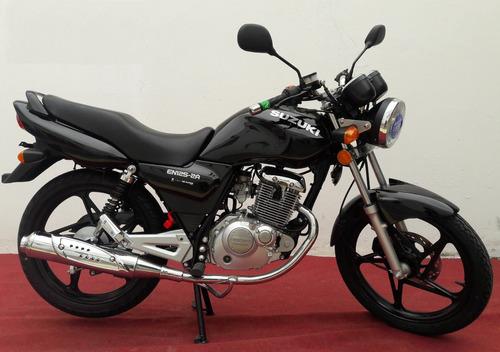 suzuki en125 moto 0km calle suzuki 125 moron ruggeri motos