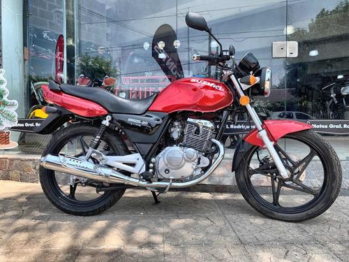 suzuki en125-street-motos gral.rodriguez