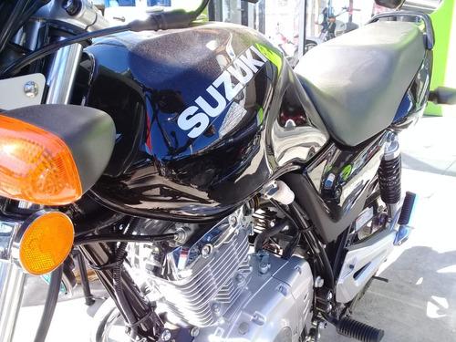 suzuki en125cc. full 0km permuto/financio con dni
