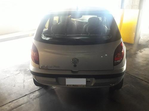 suzuki fun 2004 motor 1.0 3 puertas gris 2004 muy poco uso