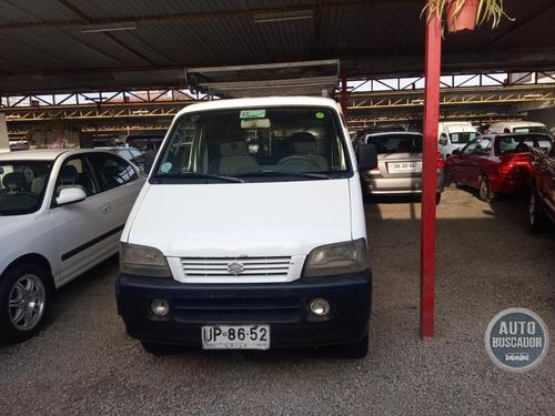 suzuki furgon 2001