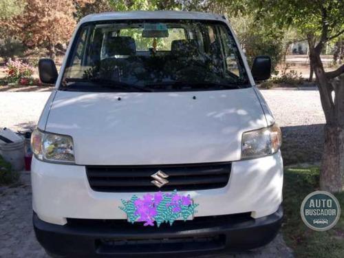 suzuki furgon  2012