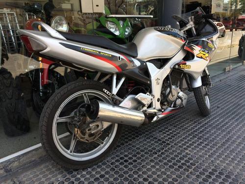 suzuki fx 150r 2001, no cg, no twister - rps bikes