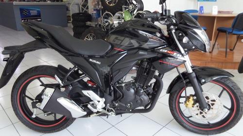 suzuki gixxer 150 0 km. 100% financ. bb motonautica