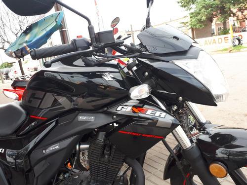 suzuki gixxer 150 0 km. 100% financ. ya!!!