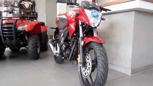 suzuki gixxer 150 0km 2017 delisio motos
