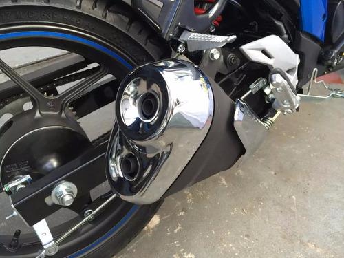 suzuki gixxer 150 0km 2018 999 motos
