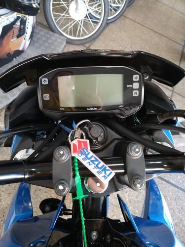 suzuki gixxer 150 0km consulte ahora 12