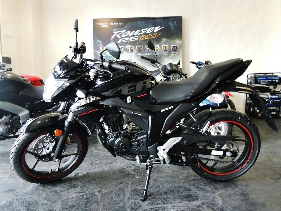 Suzuki Gixxer 150 0km Credito Personal Solo Dni - $ 133 ...