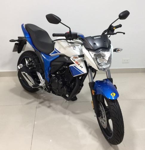 suzuki gixxer 150 150cc 2016 usada - igual a 0km!