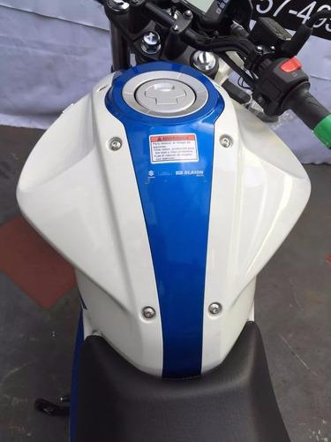 suzuki gixxer 150 calle moto nacked fz 0km okm 2017