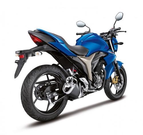 suzuki gixxer 150! en motolandia