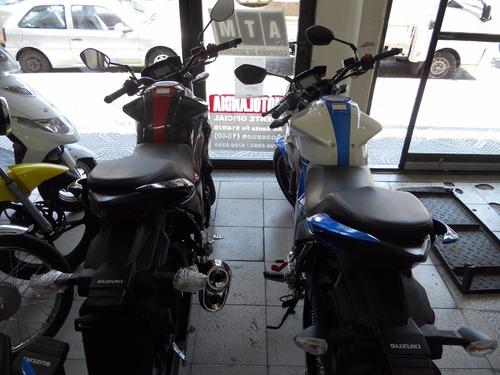 suzuki gixxer 150 en motolandia! consultar contado!