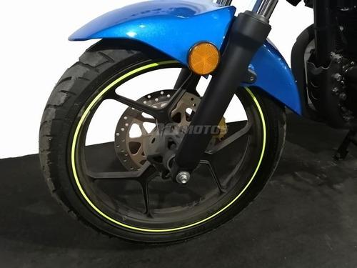 suzuki gixxer 150 moto 0km