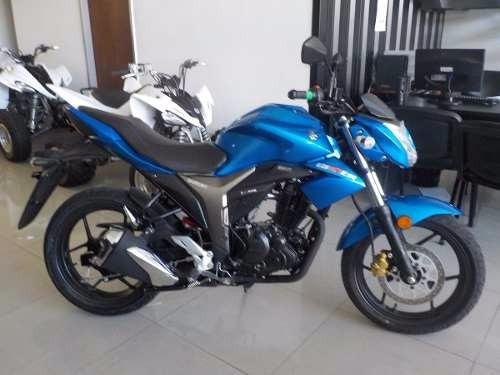 suzuki gixxer 150 okm en motolandia!!!!! consultar contado!