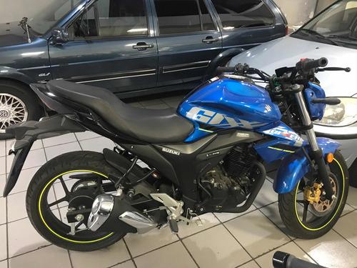 suzuki gixxer 150 okm tomo moto - financio -