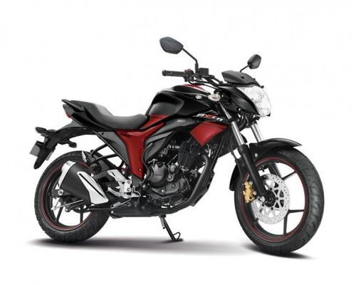 suzuki gixxer 150cc, 0km fz16 cg190, twister honda +12ctas