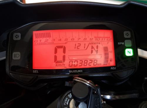 suzuki gixxer 150cc muy pocos km, oportunidad!!!