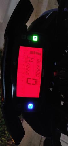 suzuki gixxer 155 gsx-150 8000km flamante matriculada