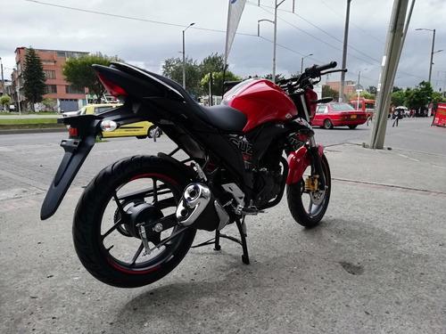suzuki gixxer 155cc modelo 2020