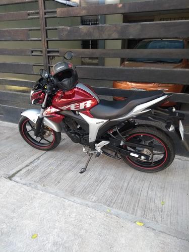 suzuki gixxer 2019 bitono 150 cc