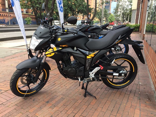 suzuki gixxer 2020 -  financiable