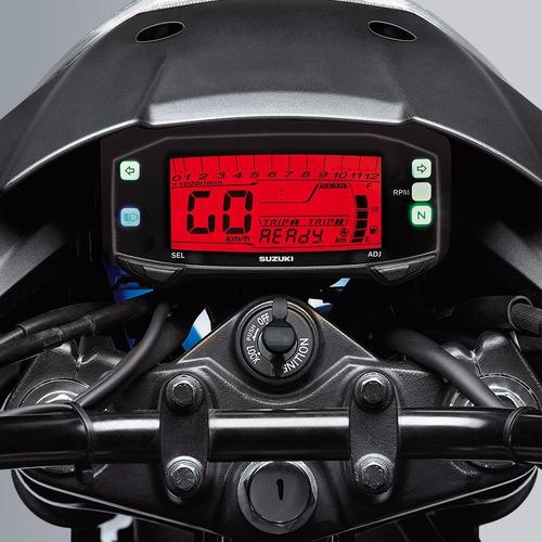 suzuki gixxer gsx 150 150cc 2017 0km - financiamos!