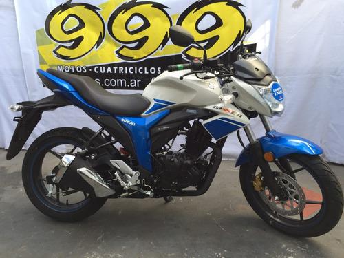 suzuki gixxer gsx 150 150cc 2019 0km calle 999 motos