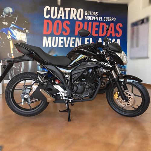 suzuki gixxer mod 2020 financiacion no incluye matricula