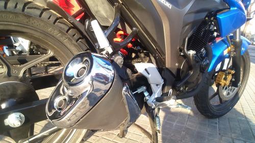 suzuki gixxer naked 155cc entrega inmediata