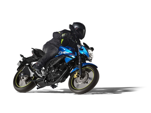 suzuki gixxer nuevo modelo 2017 mejor que fz oeste motos