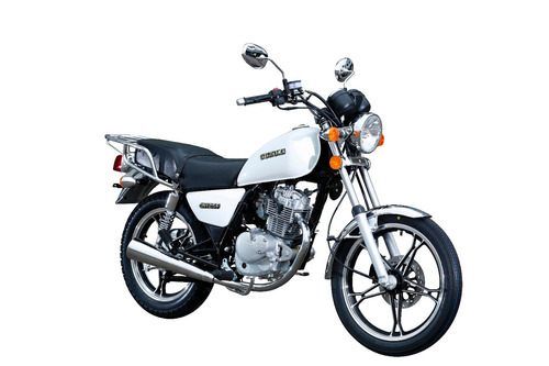 suzuki gn 125 0km  concesionario oficial ag motosport