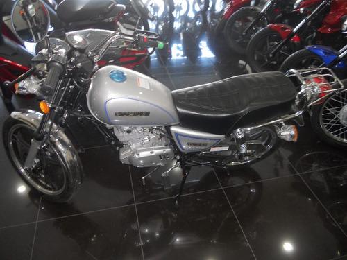 suzuki gn 125 2016 en motolandia 47988980
