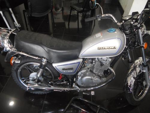 suzuki gn 125 2016 en motolandia retira ya