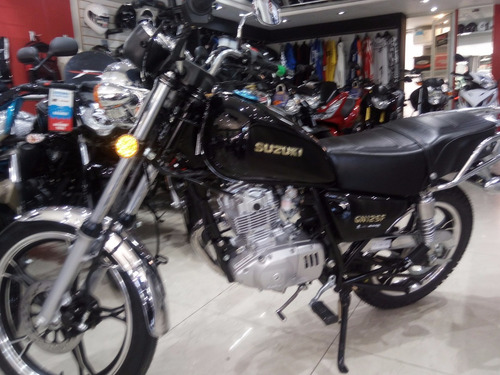 suzuki gn 125 2017 motolandia libertador tel 4792-7673