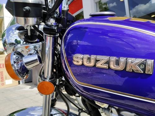 suzuki gn 125 - excelente estado - permutas - financiacion