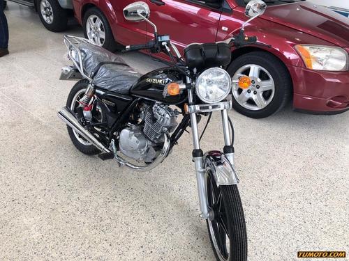 suzuki gn 125 f 051 cc - 125 cc
