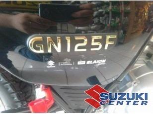 suzuki gn 125 f  tomamos tu usada!!!