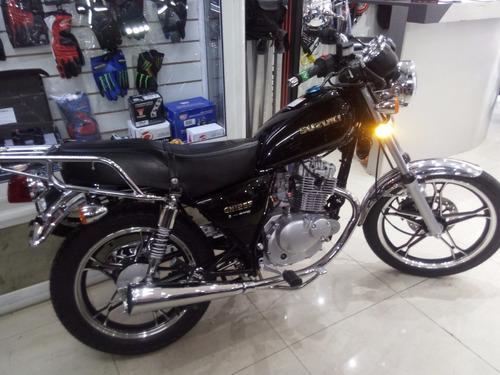 suzuki gn 125  motolandia libertador 14552 tel 47927672