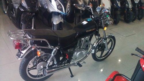 suzuki gn 125f 2018 motolandia concesionario oficial suzuki