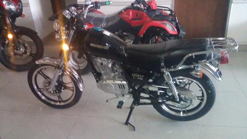 suzuki gn 125f  suzuki en motolandia