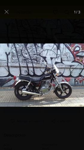 suzuki gn 250cc japonesa