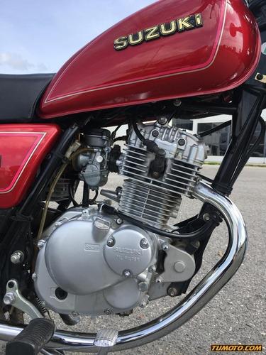 suzuki gn125 126 cc - 250 cc