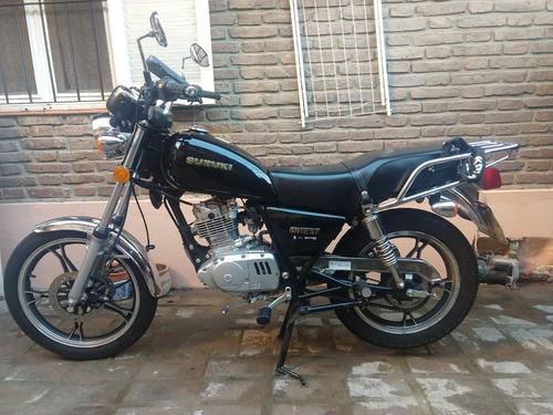 suzuki gn125 f