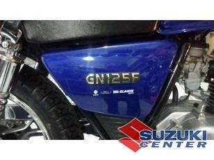 suzuki gn125 f consultar ahora 12!