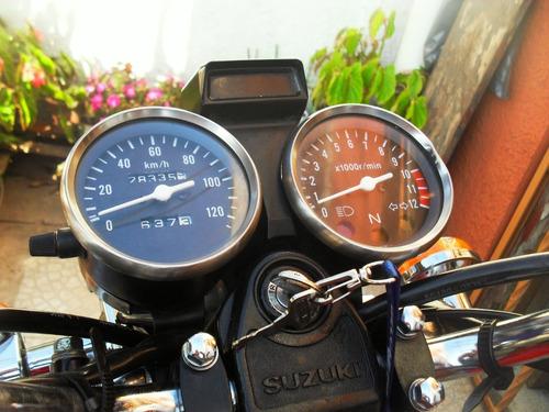 suzuki gn125 h
